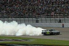 NASCAR - Jimmie Johnson gewinnt im Endspurt