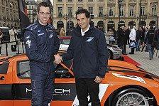 Blancpain GT Serien - Matech verpflichtet Enrique Bernoldi