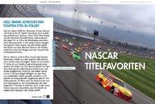NASCAR - RACEmag: Die Titelfavoriten 2010