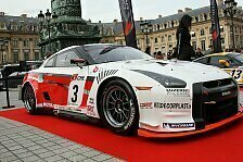 Blancpain GT Serien - Seiji Ara startet für das Swiss Racing Team