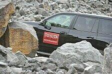 Auto - Toyota lädt zur Testfahrt der besonderen Art ein