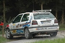 ADAC Rallye Masters - Imhoff/ Walker starten bei der Havelland Rallye