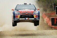 WRC - Rallye Mexiko Tag 3: Sébastien Loeb mit 55. Sieg
