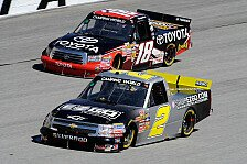 NASCAR - Camping World Trucks: Kevin Harvick in Bestform