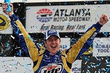 NASCAR - Bilder: Kobalt Tools 500 - 4. Lauf
