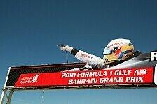 Formel 1 - Bahrain: Absage des Saisonstarts droht