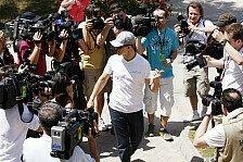 Formel 1 - Blog - Schumacher: Warum dieser Medien-Rummel?