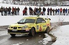 ADAC Rallye Masters - Wallenwein startet bei den Masters