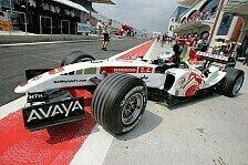 Formel 1 - B·A·R möchte in Monza noch mehr Punkte holen