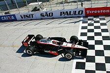 IndyCar - Qualifying auf Sonntag verschoben