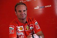 Formel 1 - Testing Time, Tag 4: Bestzeiten für Barrichello und Wurz!