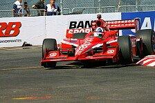 IndyCar - Dario Franchitti beim Auftakt auf Pole