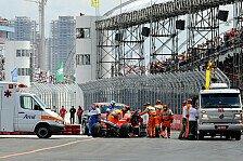 IndyCar - Andretti sauer auf Moraes