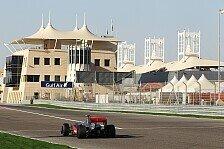 Formel 1 - Bahrain erwartet Proteste