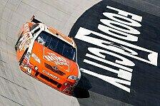 NASCAR - Joey Logano holt seine erste Pole