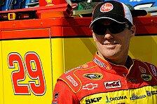 NASCAR - Regen-Pole für Kevin Harvick in Martinsville