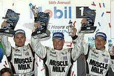 USCC - Porsche feiert Klassensieg