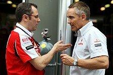 Formel 1 - FOTA: Whitmarsh bleibt, Domenicali geht
