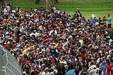 Formel 1 - Melbourne feiert erfolgreiches Wochenende