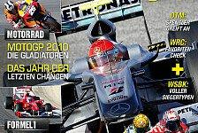Formel 1 - Druckfrisch: Das neue Motorsport-Magazin