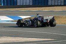Formel 1 - Testing Time, Tag 3: Webber erneut in Front