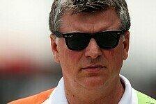 Formel 1 - Szafnauer: F1 nicht komplett von Motoren bestimmt