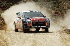 WRC - Rallye Jordanien Tag 2: Loeb führt vor Ogier