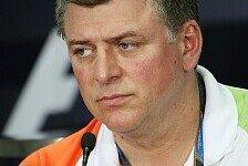 Formel 1 - Force India reicht Protest gegen Vergne ein