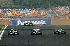 Formel 1 - Der Titelkampf: Das Lauern auf den entscheidenden Fehler