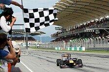 Formel 1 - Sepang-Boss will Nachtrennen