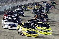 NASCAR - Camping World Trucks: Kyle Busch mit Doppelsieg