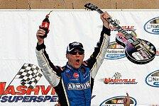 NASCAR - Nationwide: Zweiter Saisonsieg für Kevin Harvick