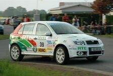 ADAC Rallye Masters - Fiat der fünfte Hersteller im Cup