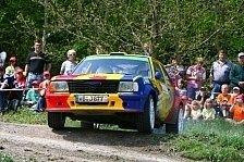 DRM - Ablauf der Vogelsberg Rallye steht fest