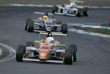 ADAC Formel Masters - Heißer Zweikampf im Dreierpack