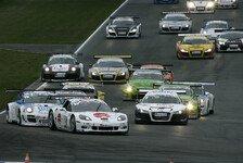 ADAC GT Masters - Erste Punkte für das Team Rosberg