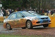 ADAC Rallye Masters - Corazza: Hattrick im Erzgebirge