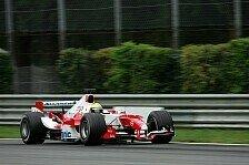 Formel 1 - Drei Deutsche & ein Österreicher in Monza