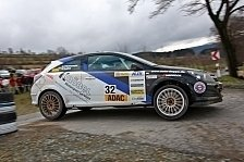 ADAC Rallye Masters - Saisonauftakt der HJS Diesel Rallye Masters