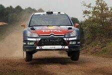 WRC - Rallye Türkei Tag 1: Ogier vor Sordo und Hirvonen