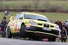 ADAC Rallye Masters - Thomas Wallenwein unter den Top 10