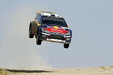 WRC - Ogier kann Führung in Türkei behaupten