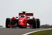 Formel 2 - Philipp Eng toppt Testfahrten in Zolder