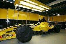 Formel 1 - Japan GP: Sakon Yamamoto als Jordan-Tester
