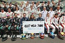 Blancpain GT Serien - Andreas Zuber holt erste GT1-Pole