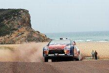 WRC - Rallye Türkei Tag 3: Loeb siegt vor Solberg