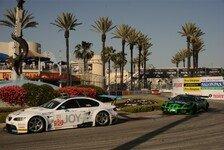 USCC - Porsche mit Klassensieg in Long Beach