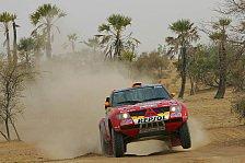 WRC - Etappe 12: Etappensieg für Nissan – Führungsquartett unverändert