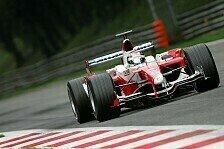 Formel 1 - Monza ist auch für Toyota etwas ganz Besonderes