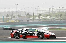 Blancpain GT Serien - Team Münnich ohne Punkte in Abu Dhabi